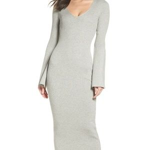 French Connection Dresses - French Connection Virgie Knit Midi Dress